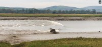 Bore video on The NIth, Dumfries
